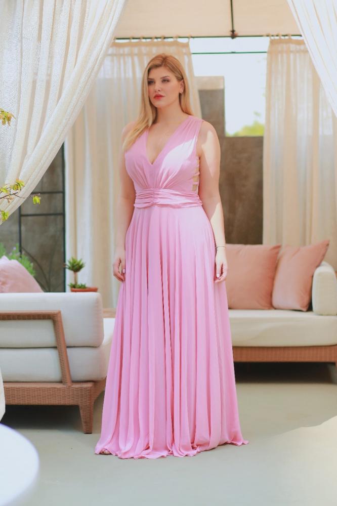 vestido de festa - madrinha - plus size