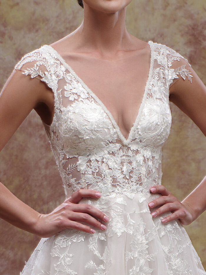 vestido de noiva 2021